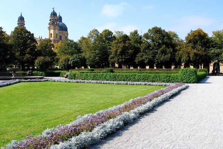 Английский сад, Мюнхен, Мюнхен, Германия, Европа