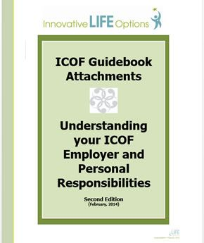 Innovative Life Options, Formerly Living in Friendship Everyday.  The Guidebook was created by LIFE to help In the Company of Friends Employers understand their responsibilities in this Manitoba model.  Lots of very good information!