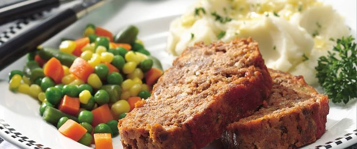 Start with a simple meatloaf then pour on pasta sauce for quick Italian flavor.
