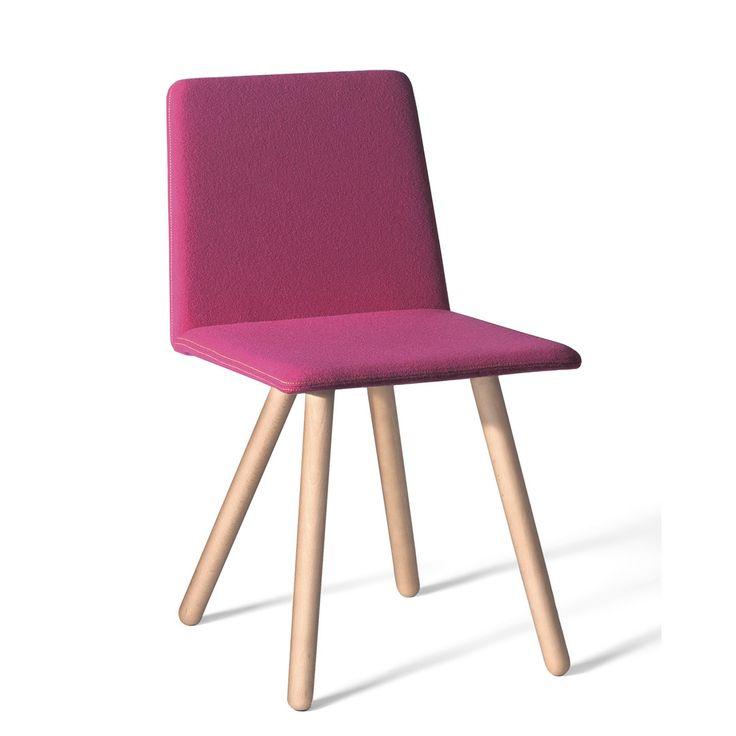 SILLA DE COMEDOR YMAY MD4 de la firma @Capdell_design diseñada por Salvador Villalba en Demarques.es