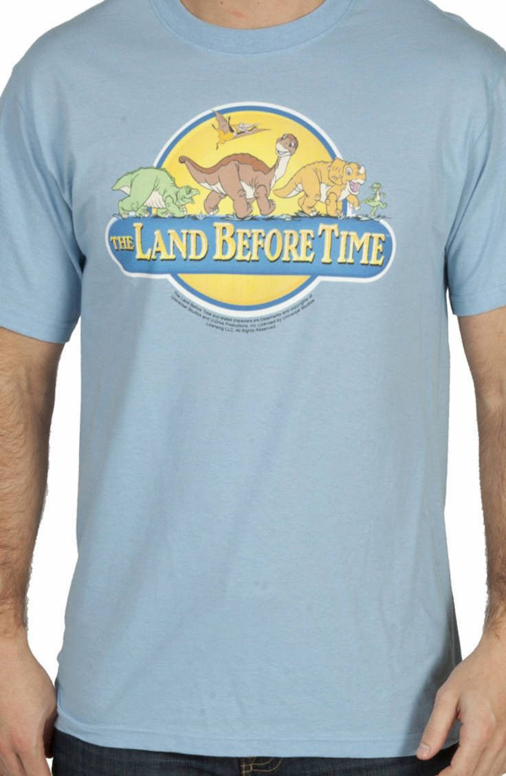 (mens small for me) Land Before Time Shirt