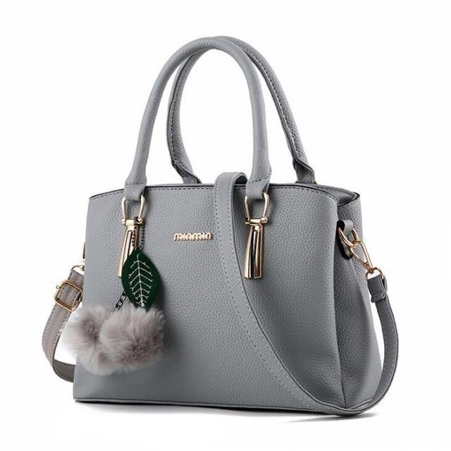 70dcdfd8888c 2018 New Arrival Fashion Litchi Grain Single Shoulder Bag Women ...