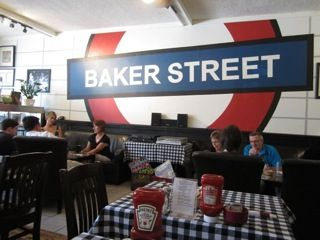 Baker Street Cafe; located in Westboro, is the perfect place for a freshly homemade breakfast that will not disappoint!