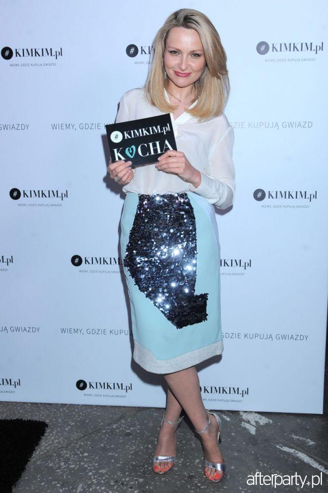 Marietta Żukowska na Fashion Designer Awards