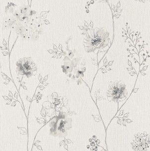 573435 RASCH vliesová tapeta na zeď romantická Amélie, velikost 53 cm x 10,05 m