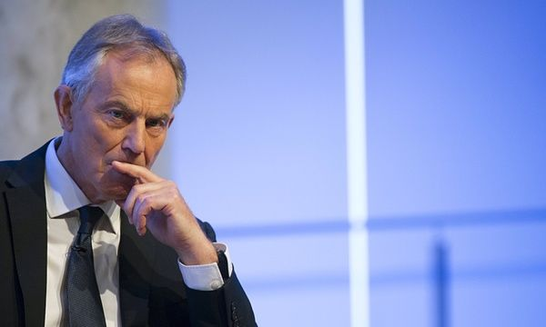 Tony Blair makes qualified apology for Iraq war ahead of Chilcot report | UK news | The Guardian Tony Blair sorry for Iraq war 'mistakes' and admits its role in rise of Isis  Former British PM makes qualified apology for 'wrong' intelligence as timeline for publication of Chilcot report is expected within days.   http://www.theguardian.com/…/tony-blair-sorry-iraq-war-mist…
