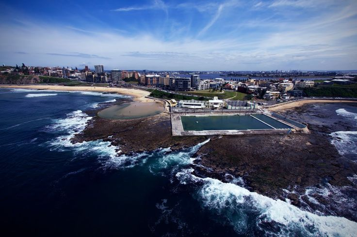 Newcastle's ocean baths - 10 things to do in the Hunter. Let me create your itinerary, make your bookings so all you have to do is enjoy #bespokehunter