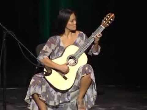 Dr Sandra Lee playing classical guitar: Malaguena - YouTube.  This lady is a dermatologist and does some great videos on skin procedures..   PS  Sadly the video was taken down by the player, but I will keep the picture pinned to inspire others.