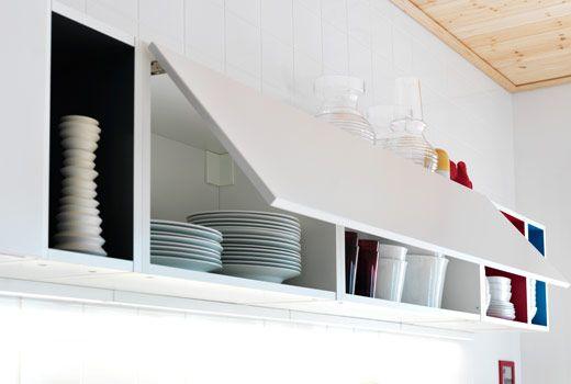 ตู้ครัวและบานตู้ METOD/เมท็อด