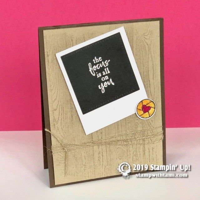 My Capture the Good Camera Stamp Set – Part 2 of 3 | Stampin