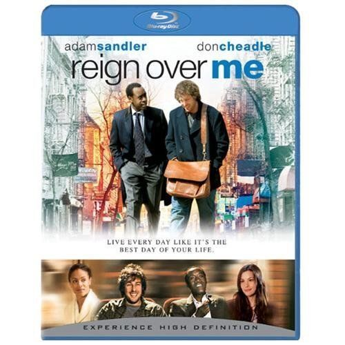 Reign Over Me (Blu-ray Disc, 2007) ADAM Sandler, DON Cheadle / Brand New #Columbia