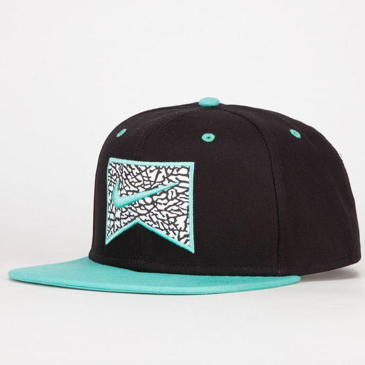 NIKE Crackle Mens Snapback Hat 219744149 | Snapbacks | Tillys.com