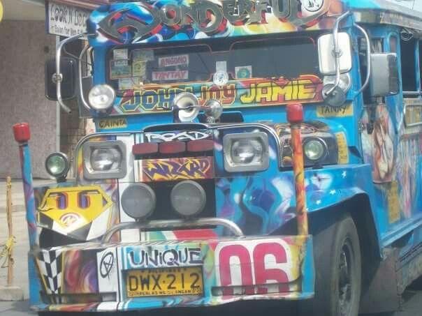 Philippine jeepney 🚌🇵🇭🇵🇭