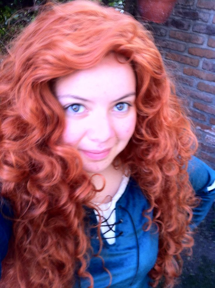 Merida Cosplay by me.