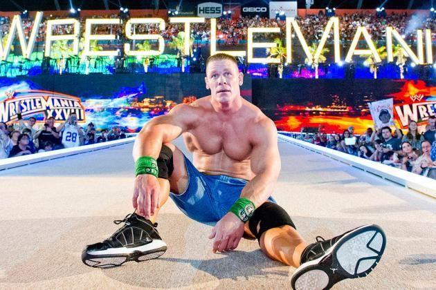 John Cena Scheduled for HUGE Match at WrestleMania 34. – RumblingRumors