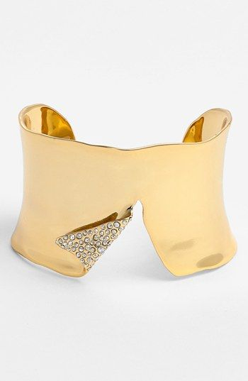 Alexis Bittar Alexis 'Miss Havisham - Liquid' Statement Cuff