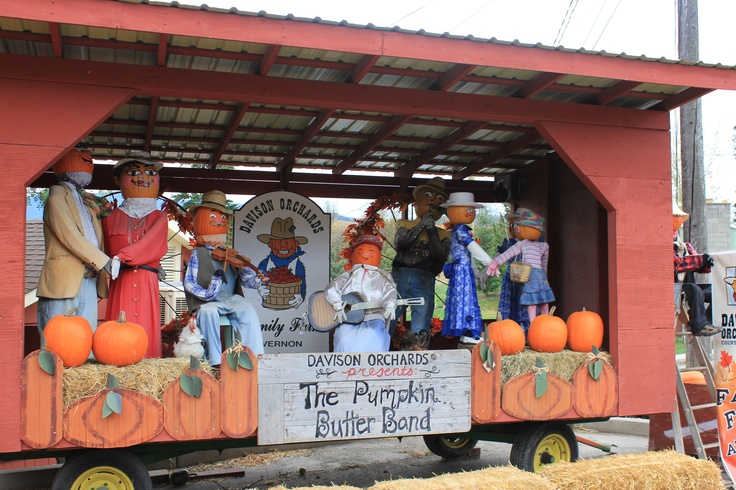 U-pick pumpkin event @ Davison Orchards -- Curated by Historic O'Keefe Ranch | 9380 Hwy 97N, Vernon, BC V1T 6M8 | 250-938-0937