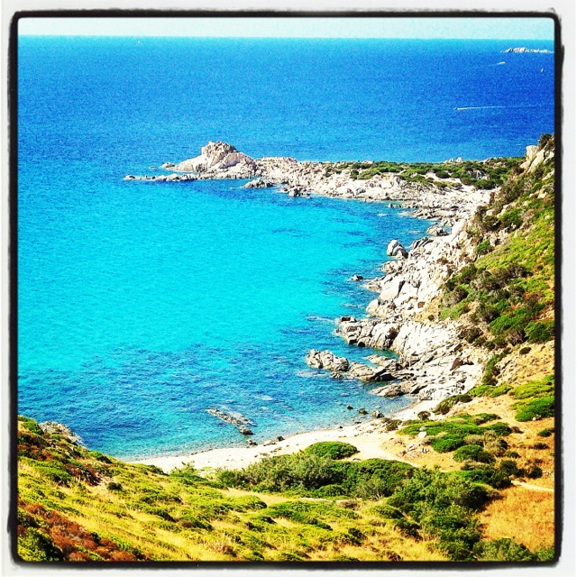 Sardinia..