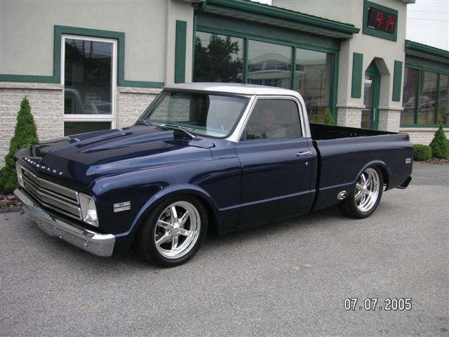Custom 67 72 Chevy Trucks | Lo Mejor de lo Mejor (Chevrolet) - Taringa!