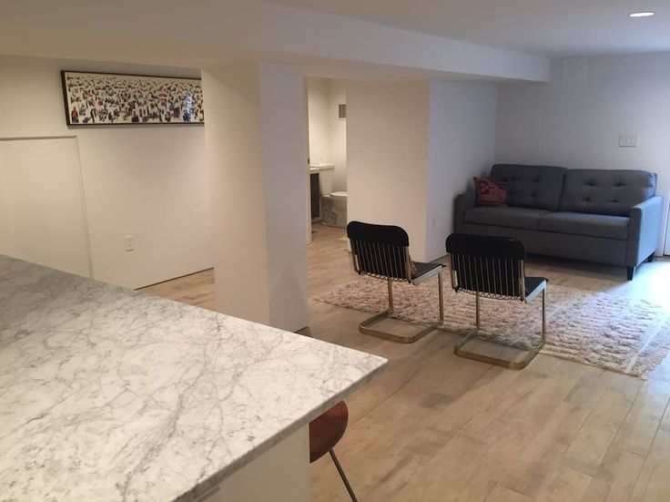 Sunny NoMa English Basement Apartment - Apartments for Rent in Washington