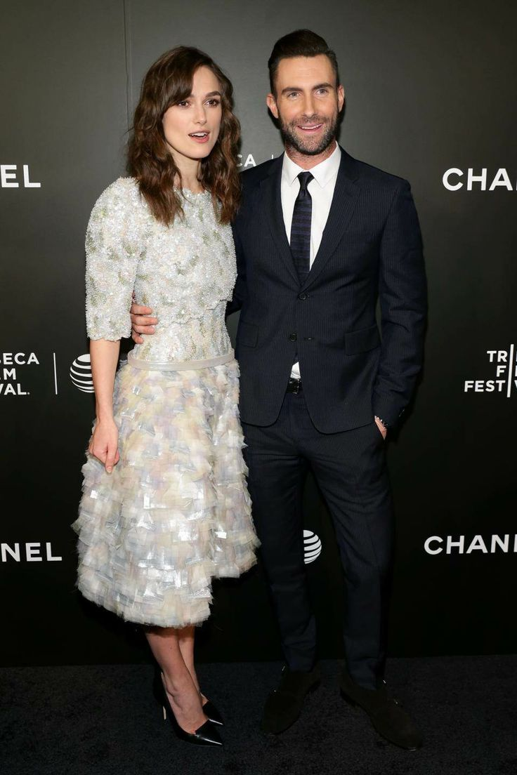 Adam Levine makes movie acting debut, Keira Knightley sings in 'Begin Again'