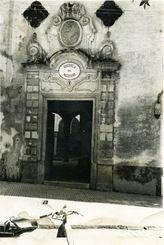 """A ver, cordobeses. ¿Dónde está esta puerta de la primera """"Escuela del Magisterio""""?"""