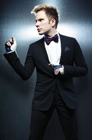 Patrick Stump. Love this guy. (also the singer in Fall Out Boy) One of the best voices in music if you ask me.