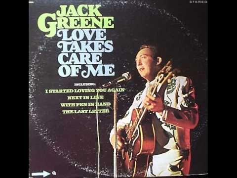 Jack Greene - I Started Loving You Again - YouTube