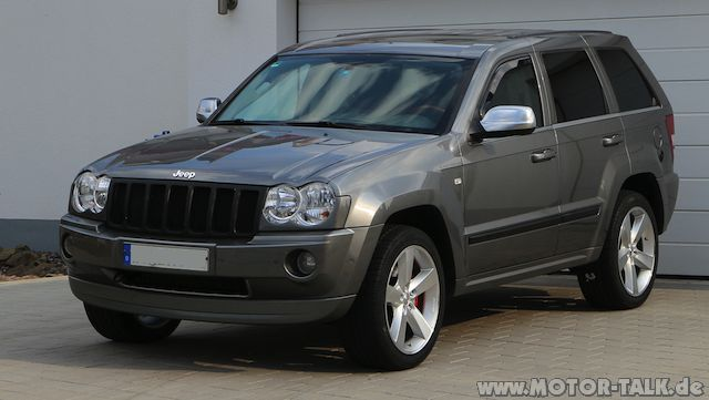 jeep grand cherokee iii wh wk 5 7 440219 next car. Black Bedroom Furniture Sets. Home Design Ideas