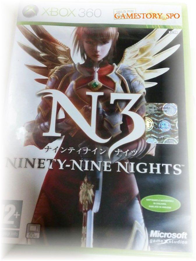 N3 ninety nine nights