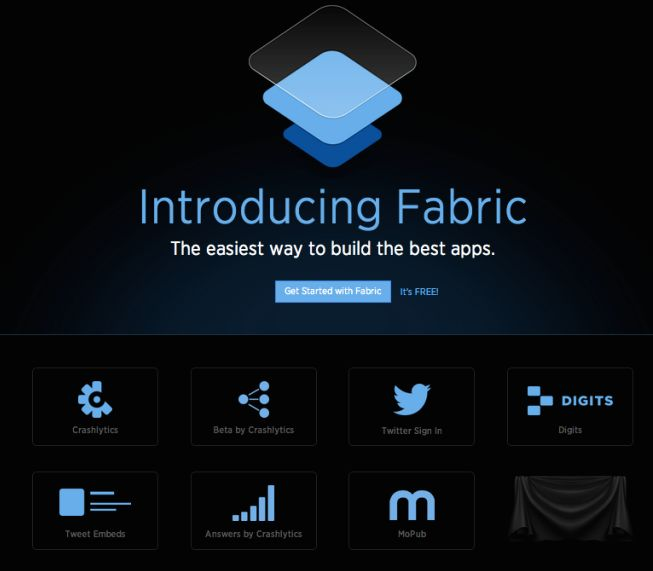 Twitter Fabric Suite
