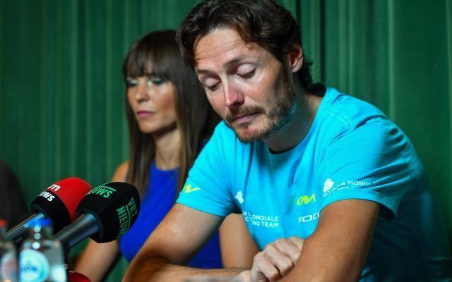 Johan Vansummeren met un terme à sa carrière: le vainqueur de Paris-Roubaix 2011 souffre d'arythmie cardiaque -                   Johan Vansummereen (AG2R La Mondiale) a annoncé mercredi qu'il mettait un terme à sa carrière de coureur cycliste, avec effet immédiat, en raison de problèmes cardiaques. http://si.rosselcdn.net/sites/default/files/imagecache/flowpublish_preset/2016/06/29/1236882655_B979080061Z.1_20160629120718_000_GJF74