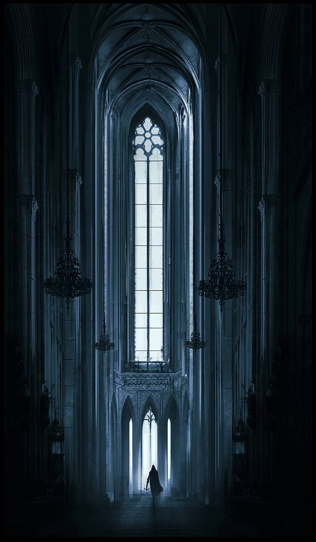 fantasy-art-engine:  The Raven King by Yousaf