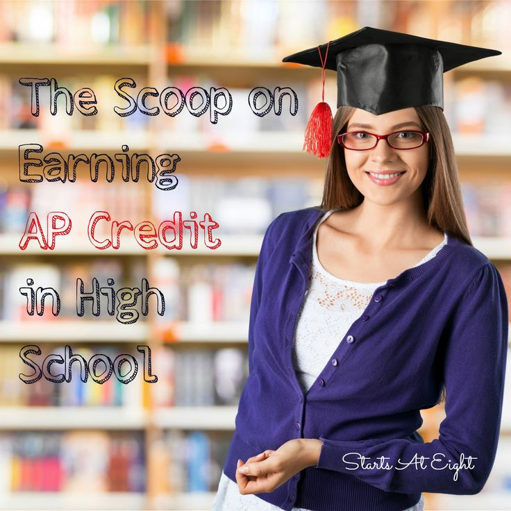 The Scoop on Earning AP Credit - What is it? Why do it? The nuts and bolts of the what, how, and why for earning AP credit.