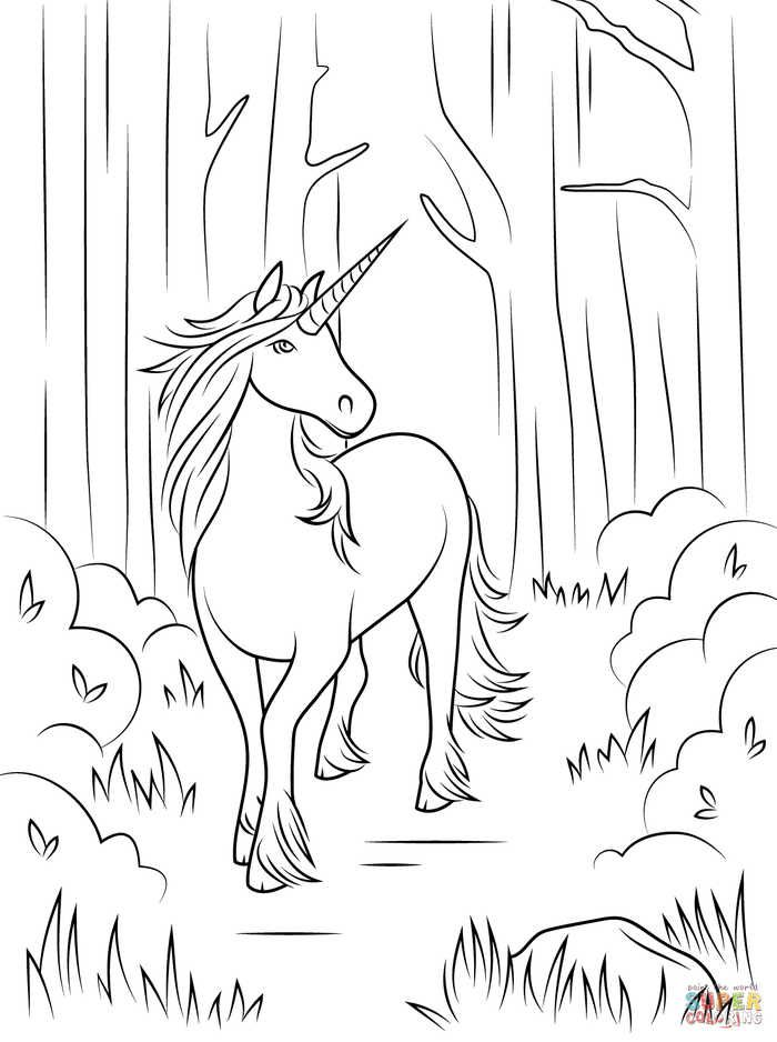 Free Coloring Sheets Unicorn Coloring Pages Horse Coloring