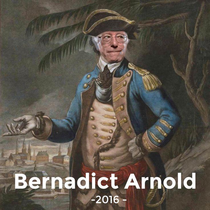 Bernedict Arnold