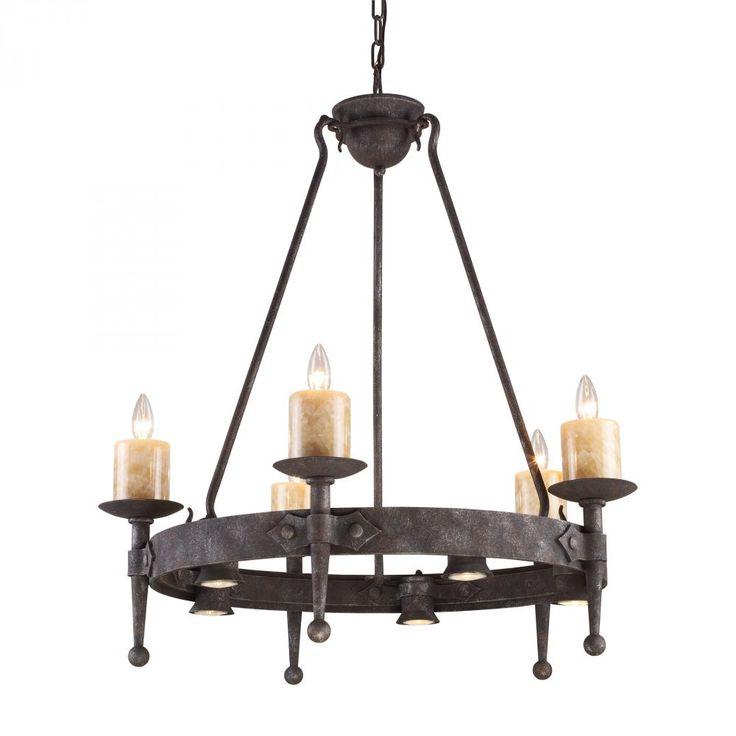 13 best lodge style lighting images on pinterest lodge look ten light moonlit rust up chandelier sku 5xr3 light world aloadofball Images