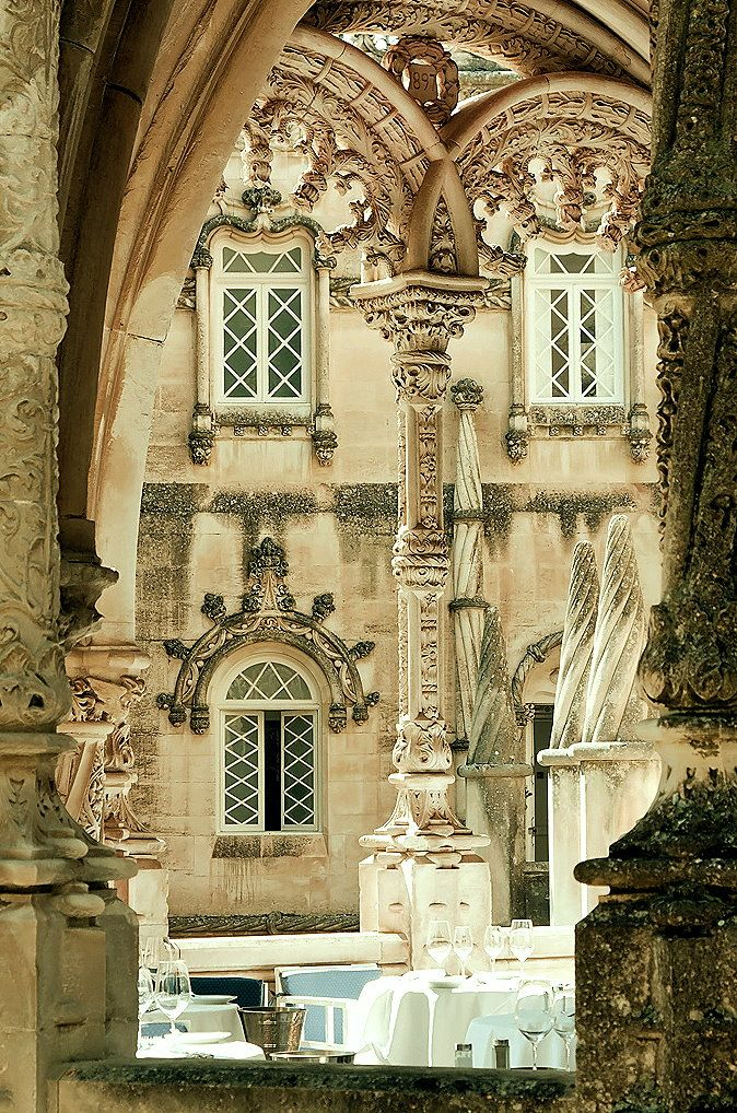Hotel Bussaco Palace, Mealhada, Portugal