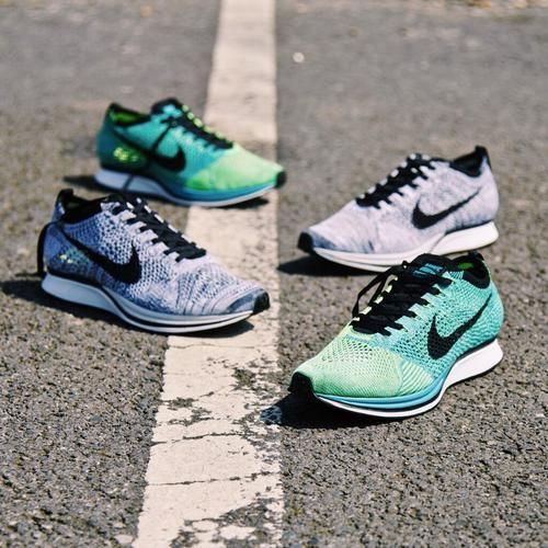 nike flyknit : my favorite shoe! #fitspo