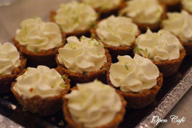 Open+Café:+Key+lime+-piiraat