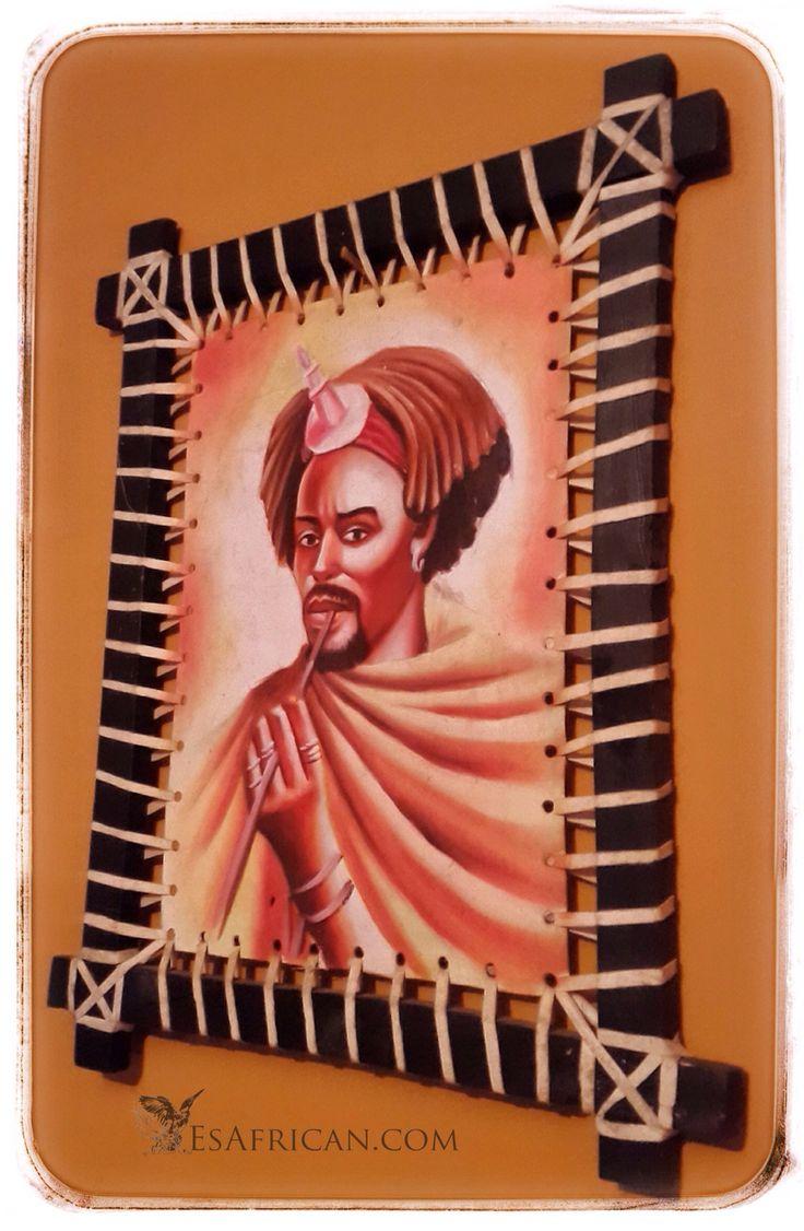 Ethiopian Art. Alem, Blantyre, Malawi