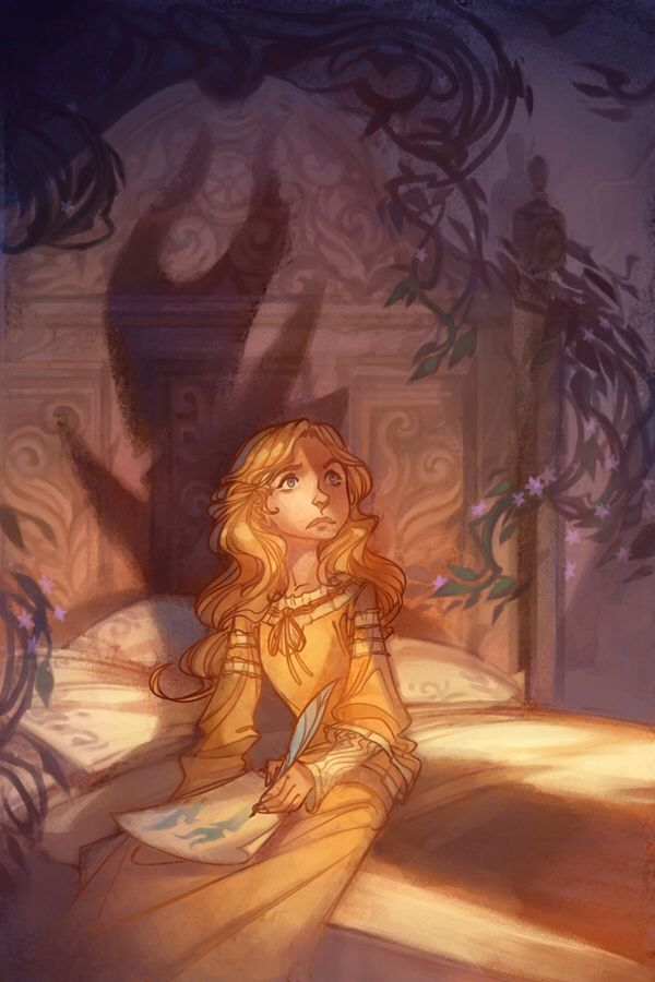 The Curse Of Maleficent (Interiors) Digital Art Film Illustration