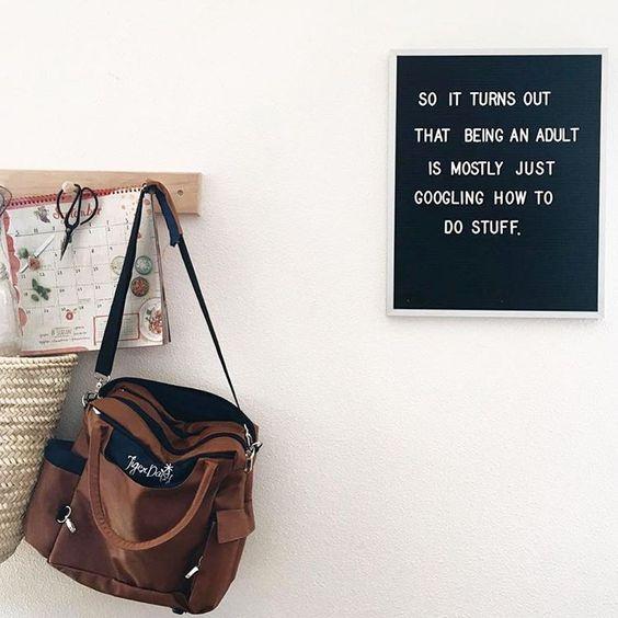 The Writer Oak , of terwijl: een letterbord. Wat zijn ze leuk! Natuurlijk kan het wel een beetje ...