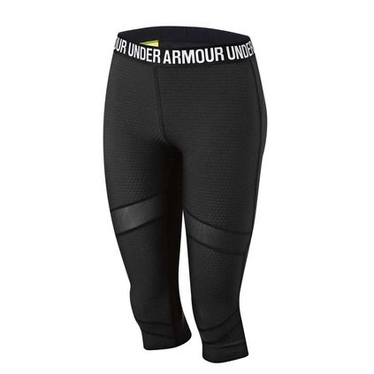 Under Armour Women's Coolswitch Capri Tights