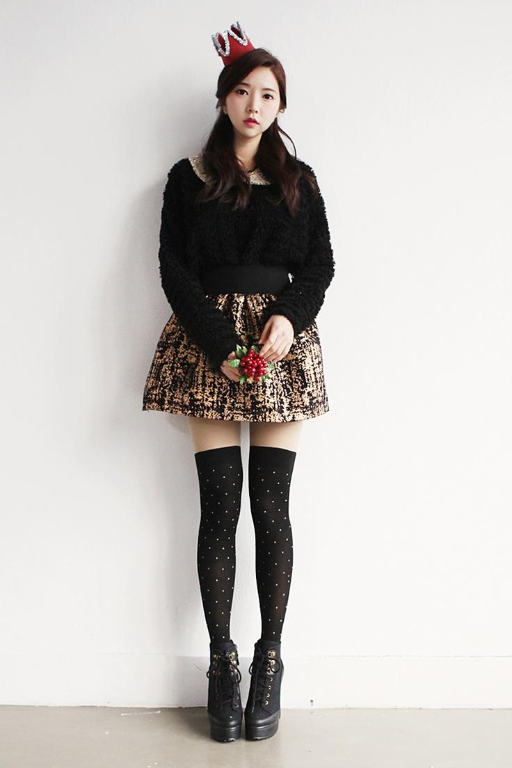 korean stockings Itsmestyle Best brand ERIS #WIGME #wig #fashion #k fashion #street fashion