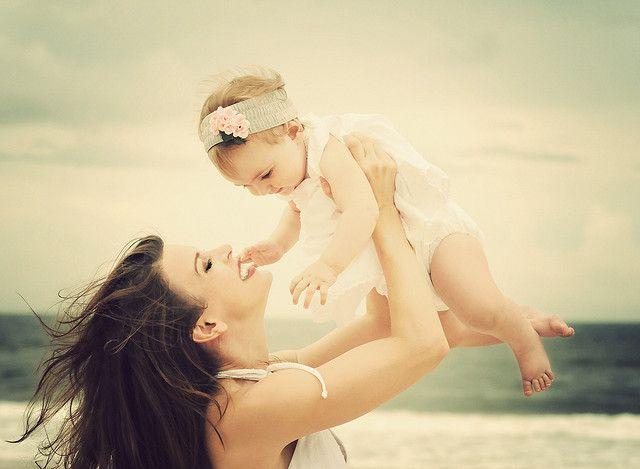 Beautiful Mother, daughter photo!!