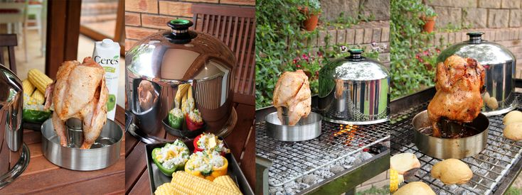 AMC | Outdoor Braai Oven