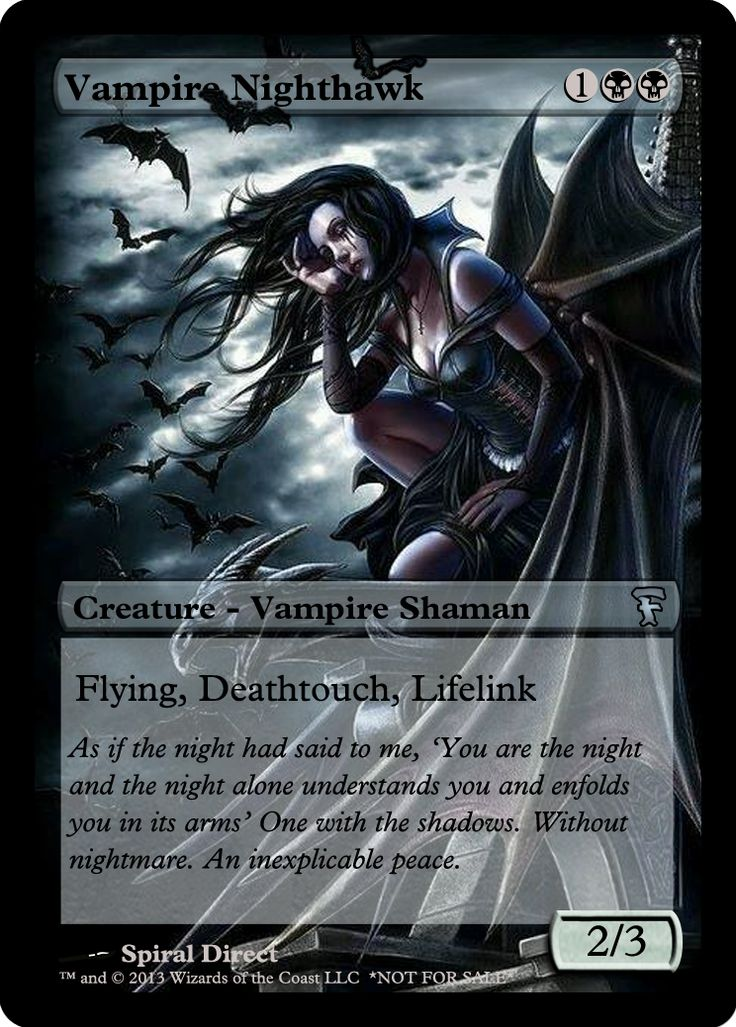 the 25 best mtg vampire ideas on pinterest magic cards magic the gathering cards and mtg. Black Bedroom Furniture Sets. Home Design Ideas