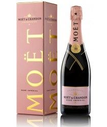 Moët & Chandon Rosé Imperial avec étui