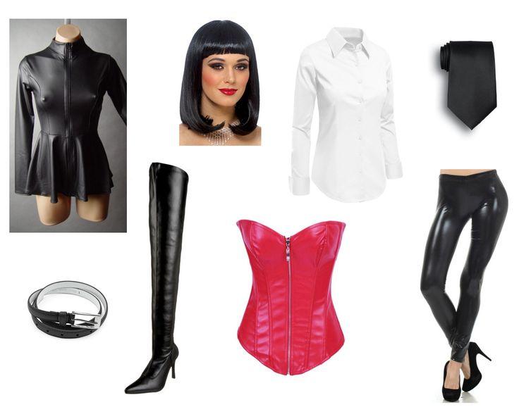 Katinka from Zoolander costume